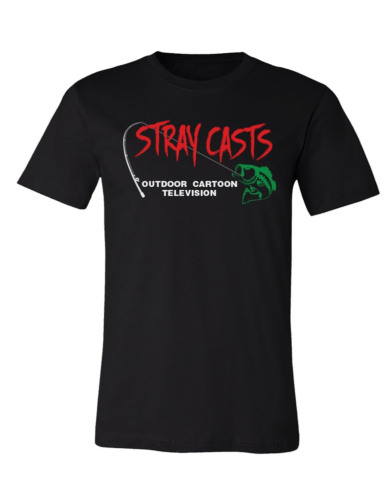 Image of StrayCasts Logo T