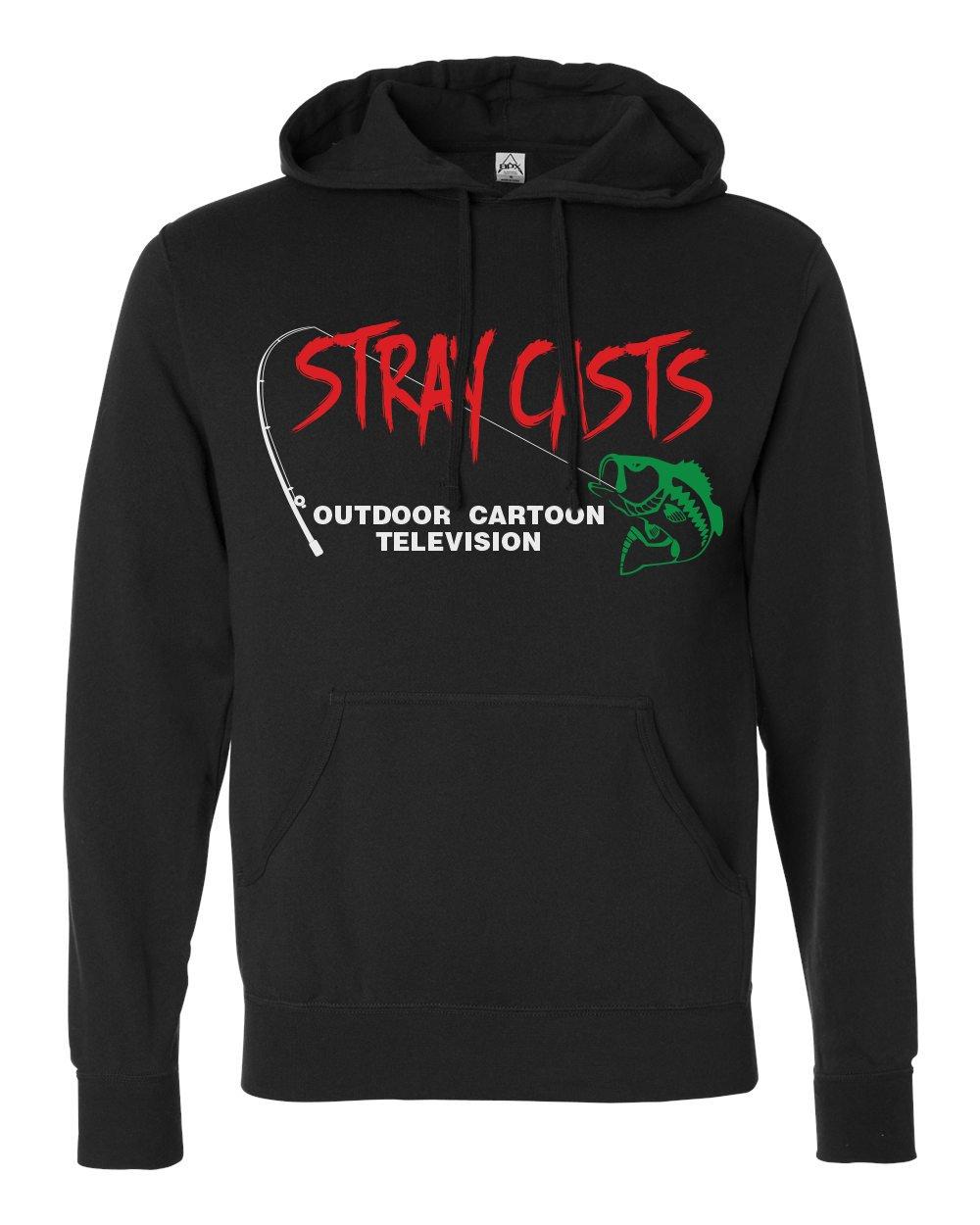 Image of StrayCasts Logo Hooded Sweatshirt