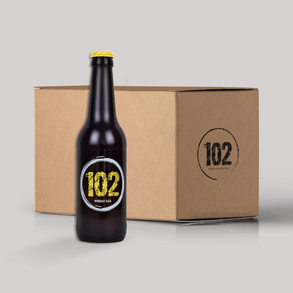Image of Wheat ale 12uds.