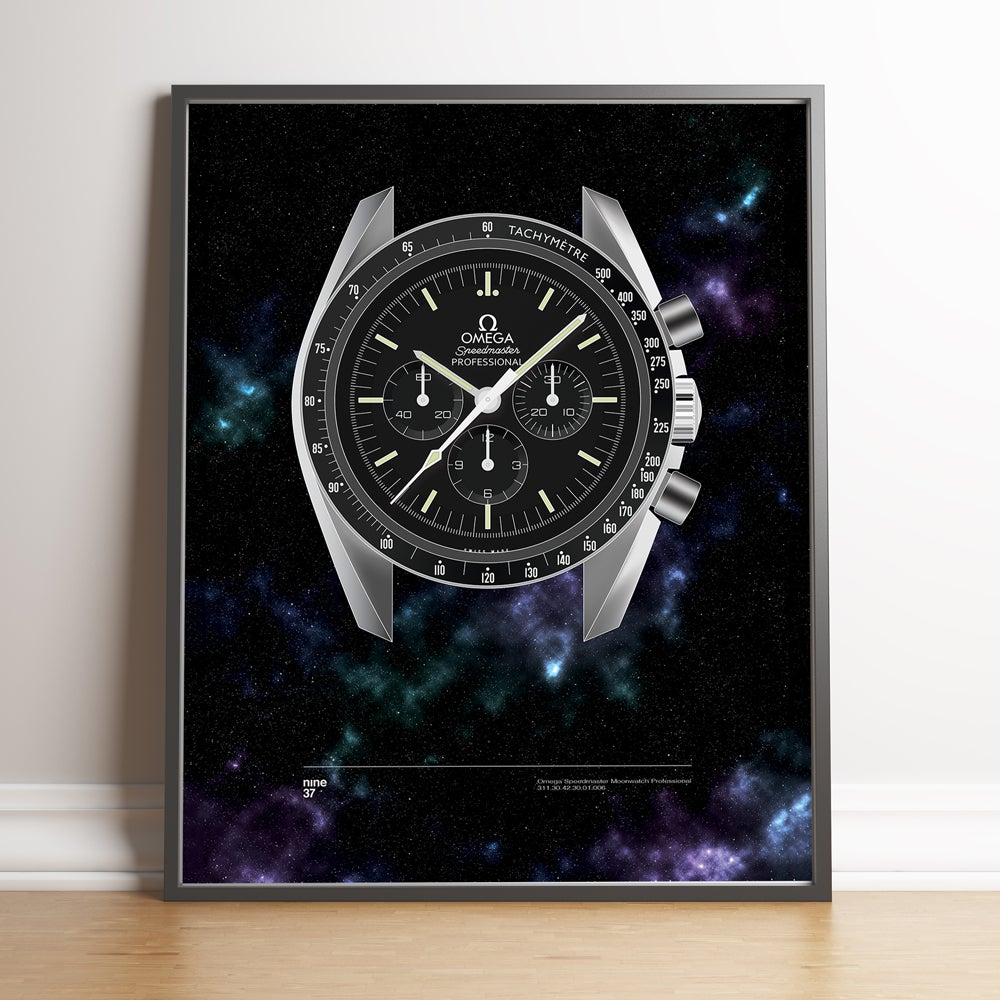 Image of Omega Speedmaster Moonwatch Professional