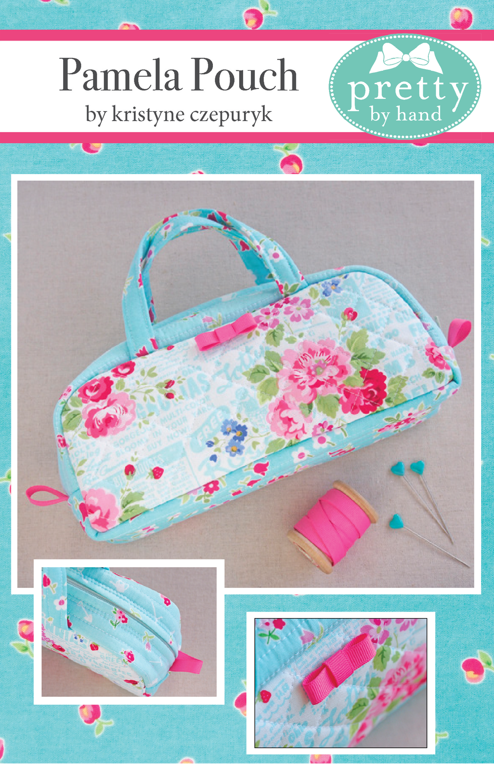 Image of PDF Only - Pamela Pouch Pattern