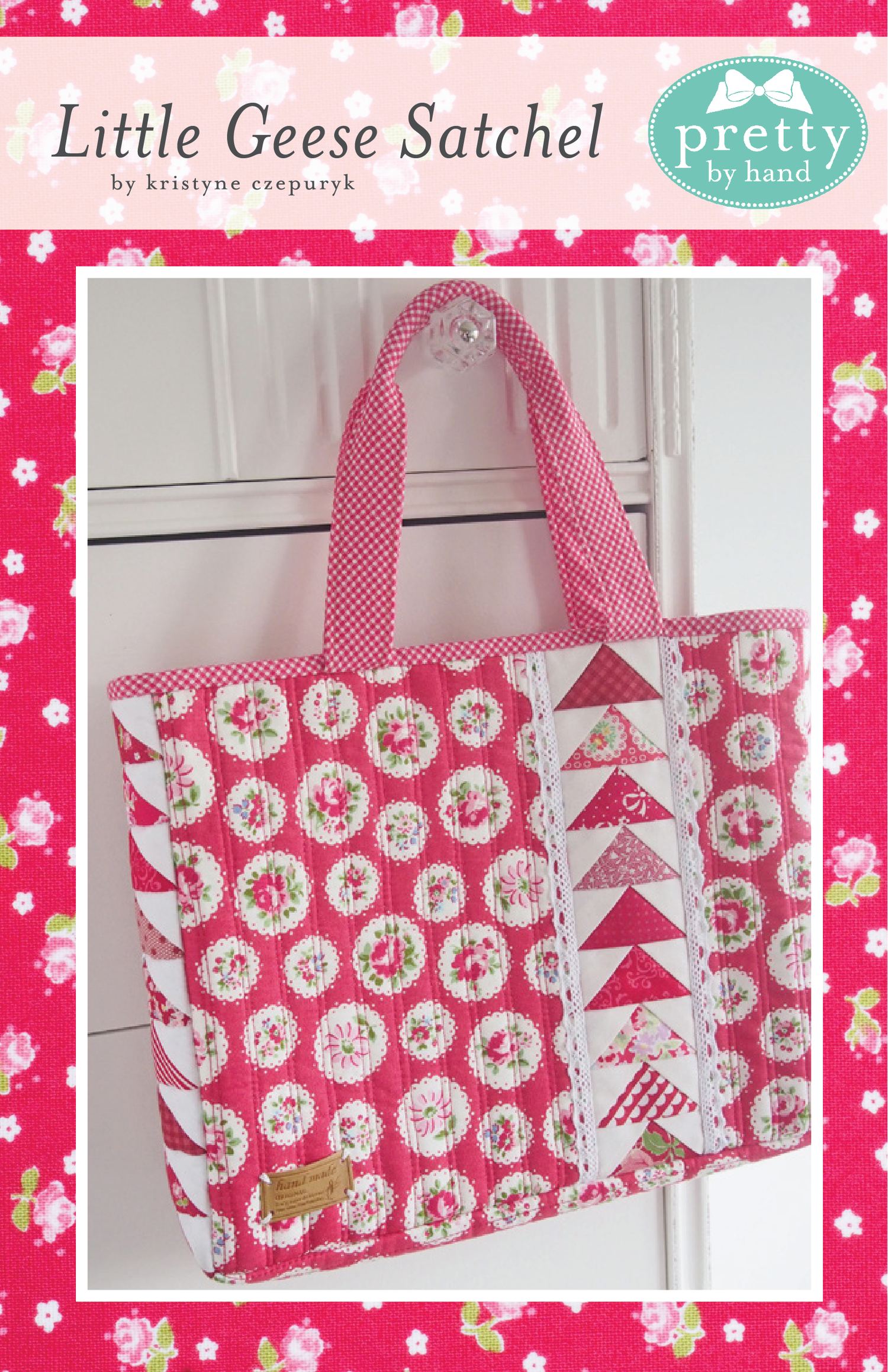 Image of PDF Only - Little Geese Satchel Pattern