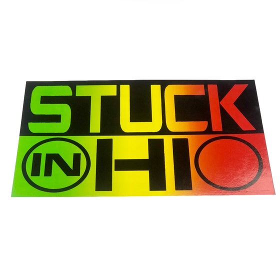 Image of RASTA Sticker