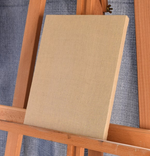 Image of Clear Gesso Linen Canvas