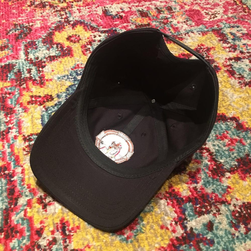 Image of Blues for Allah 100% Natural Hemp Snapback Hat!!!
