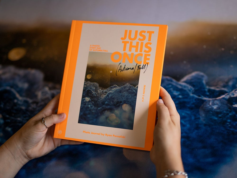 Image of JUST THIS ONCE (Signed Copy)