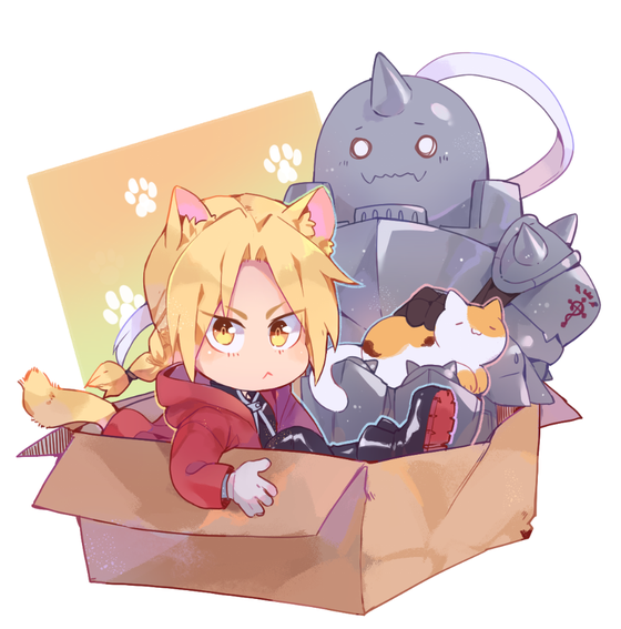 Image of FMA Strays Charm
