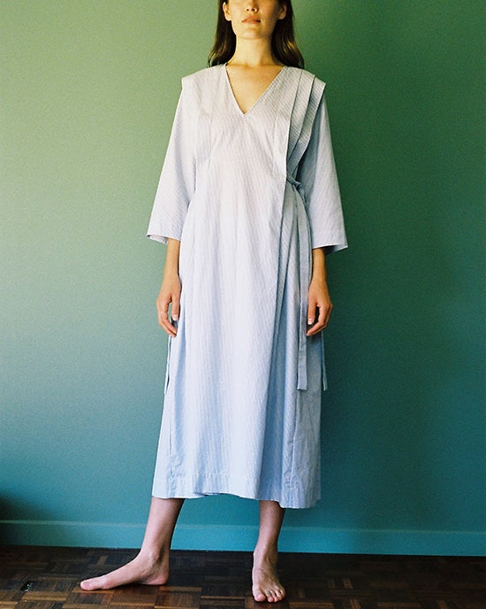 Image of Sherie Muijs x Harry Were Cotton Summer Dress