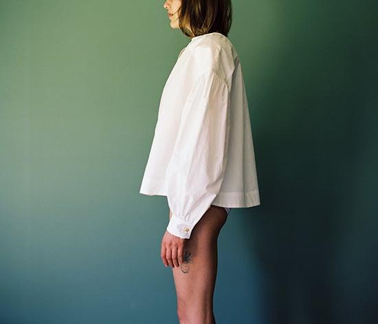 Image of Sherie Muijs x Harry Were Shirt Short
