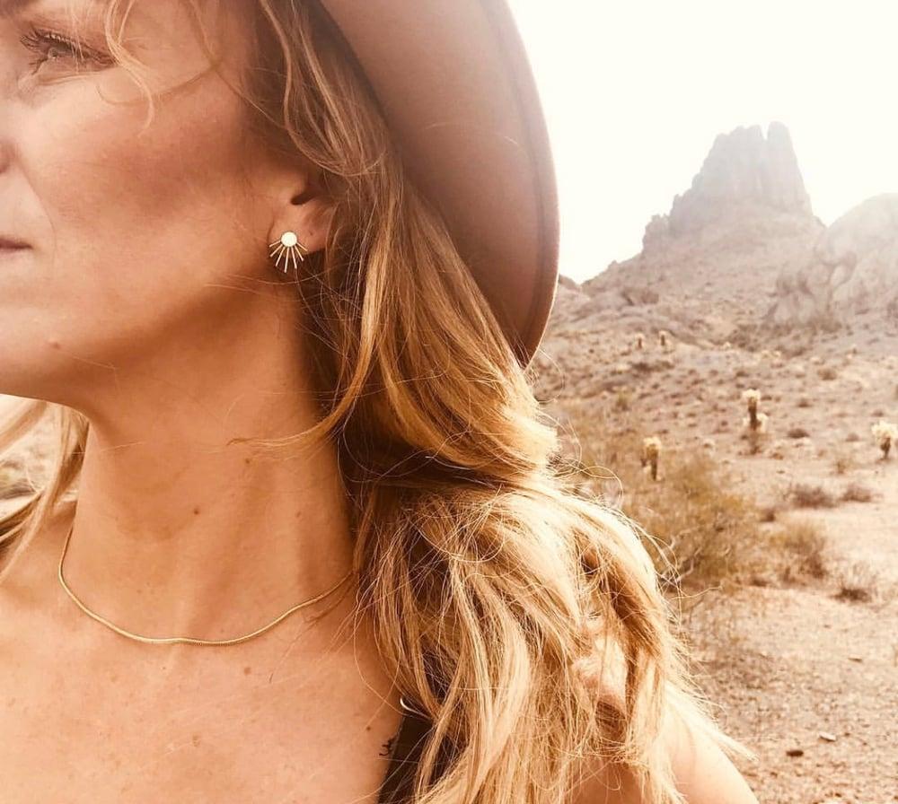 Image of Desert Sun Stud