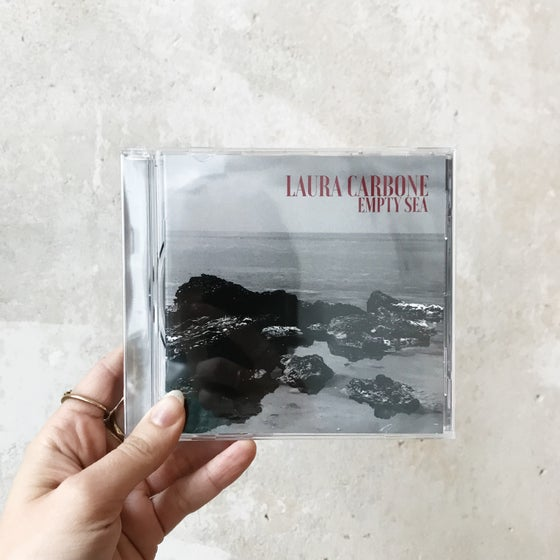 Image of EMPTY SEA CD (signed)