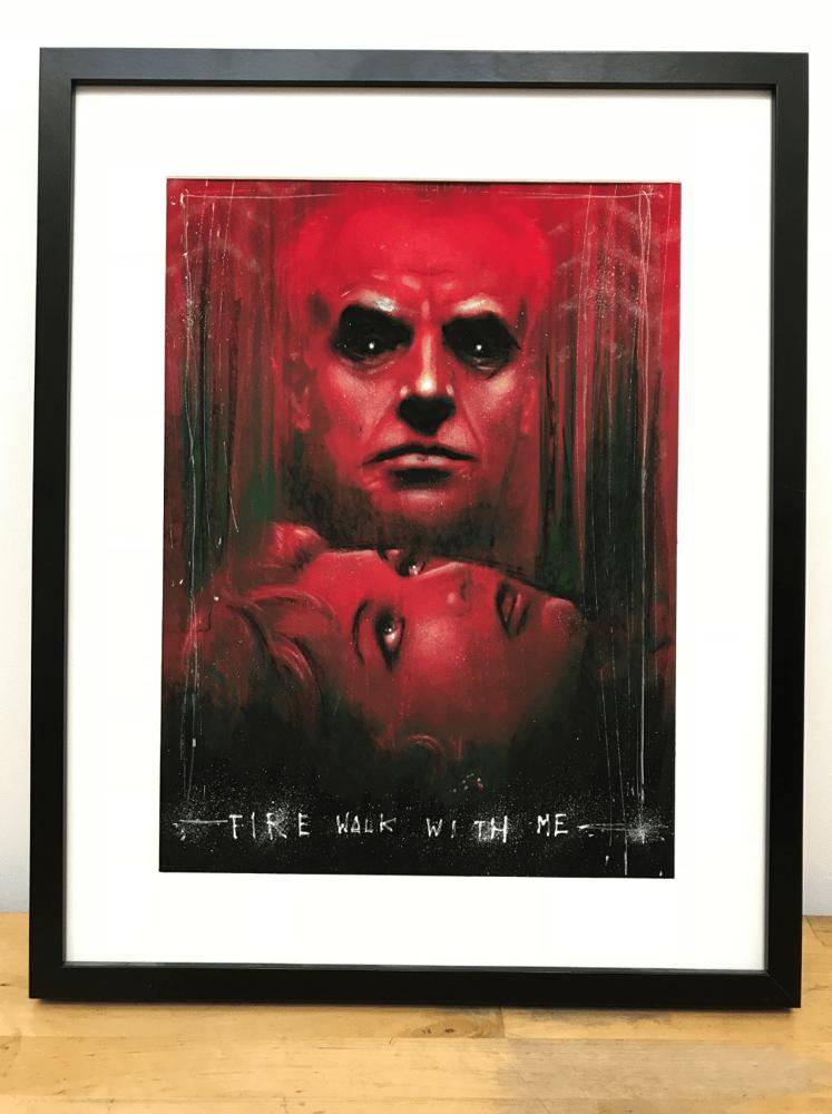 Image of Fire Walk With Me - Original Artwork