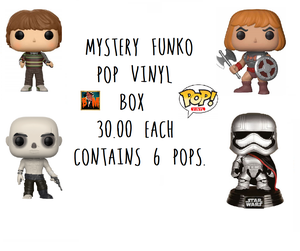 Image of Mystery Pop Box
