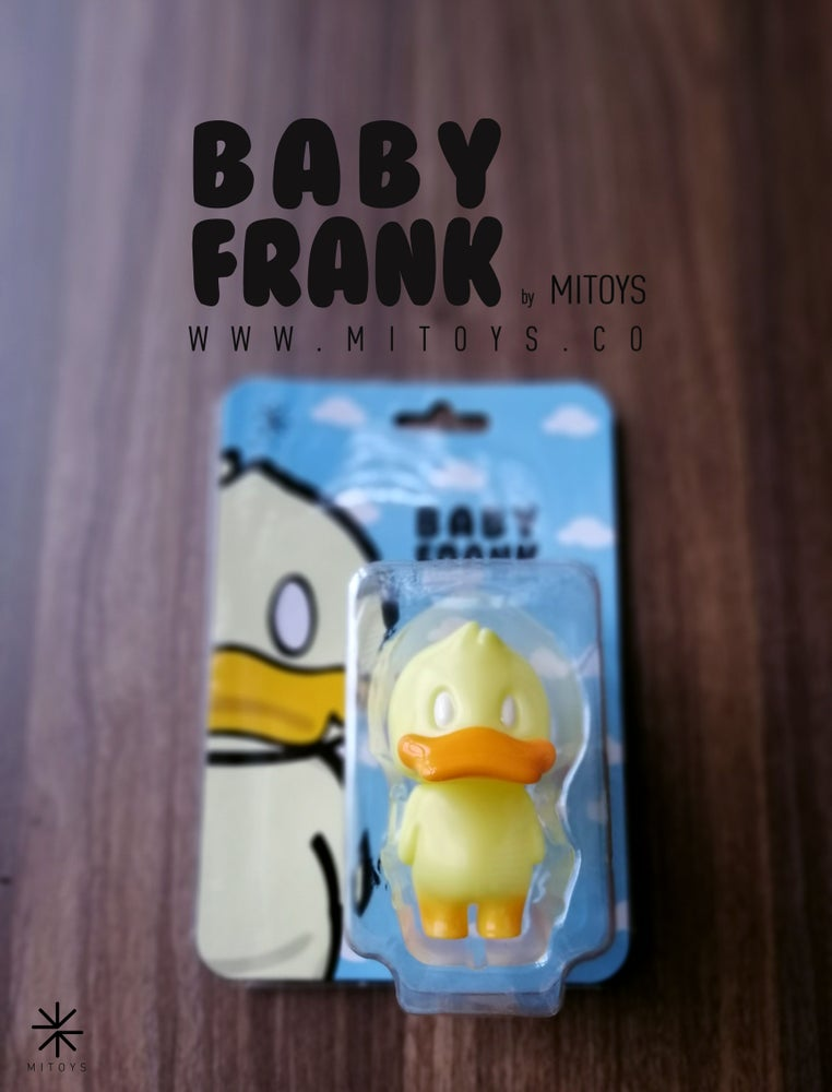 Image of Baby Frank / Baby Duck ~ Yellow