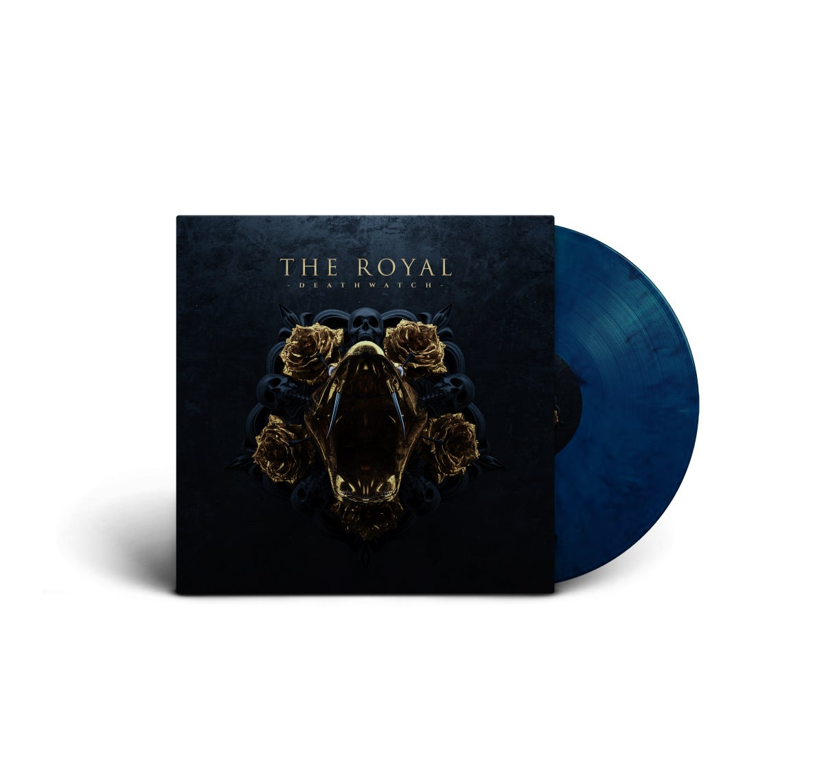 "Image of The Royal ""Deathwatch"" LP"