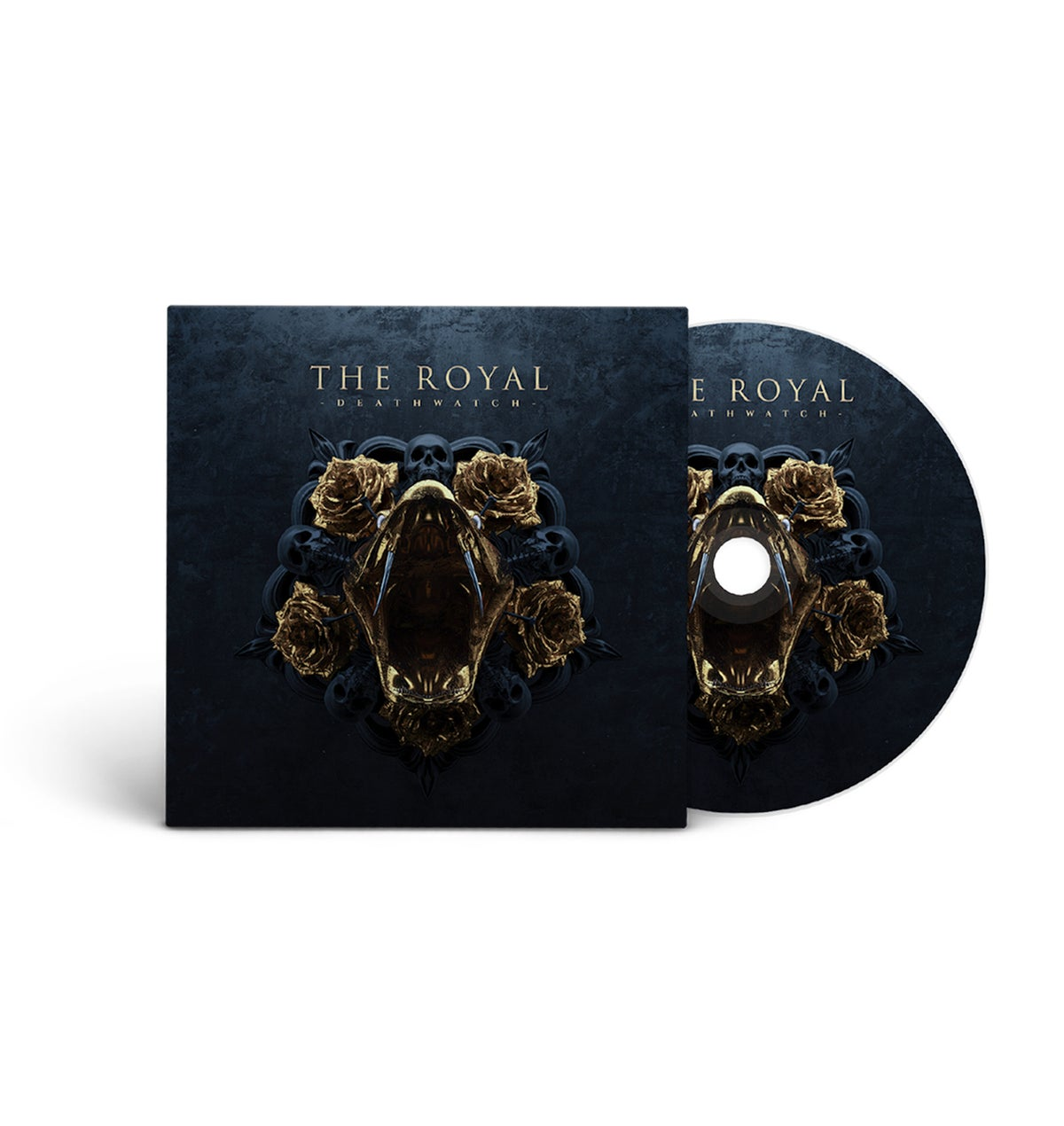 "Image of The Royal ""Deathwatch"" CD"