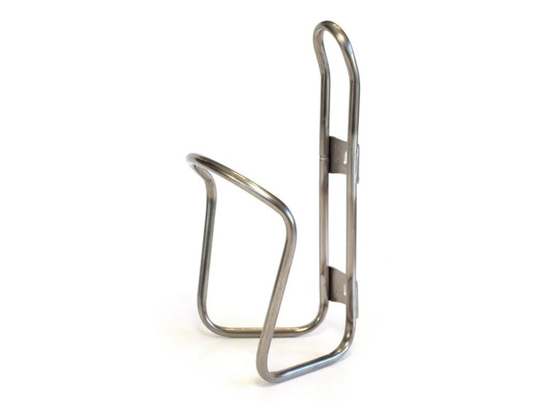Image of King Cage Stainless Bottle Cage