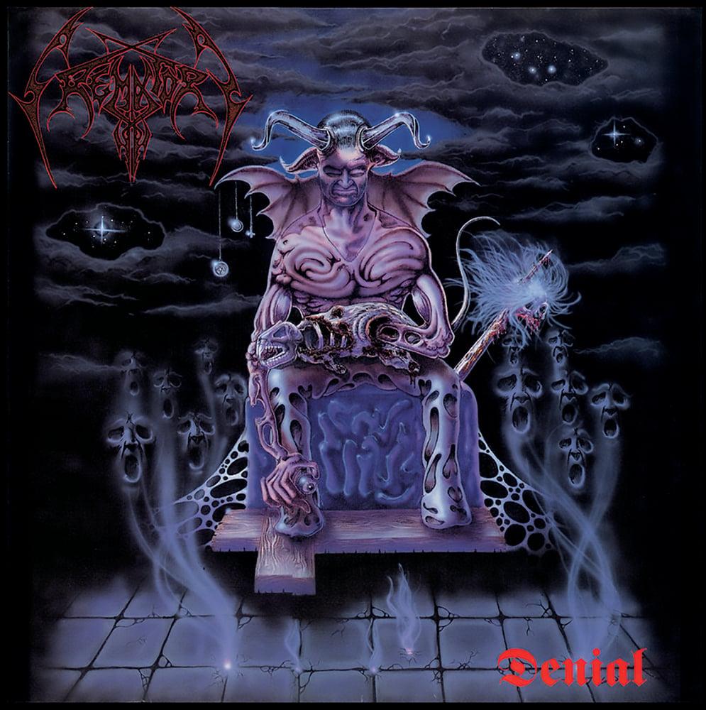 "Image of Crematory "" Denial ""  2 LP"