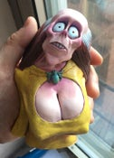 Image of Hand-Painted Horrilor Resin Casting