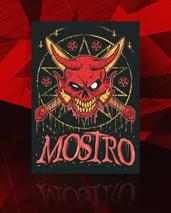 MOSTRO - POSTER DEVIL - HONIRO STORE