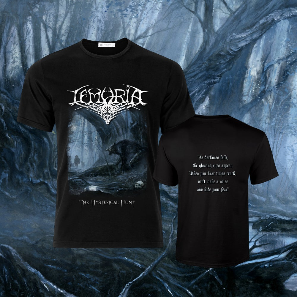 Image of T-shirt 'The Hysterical Hunt'