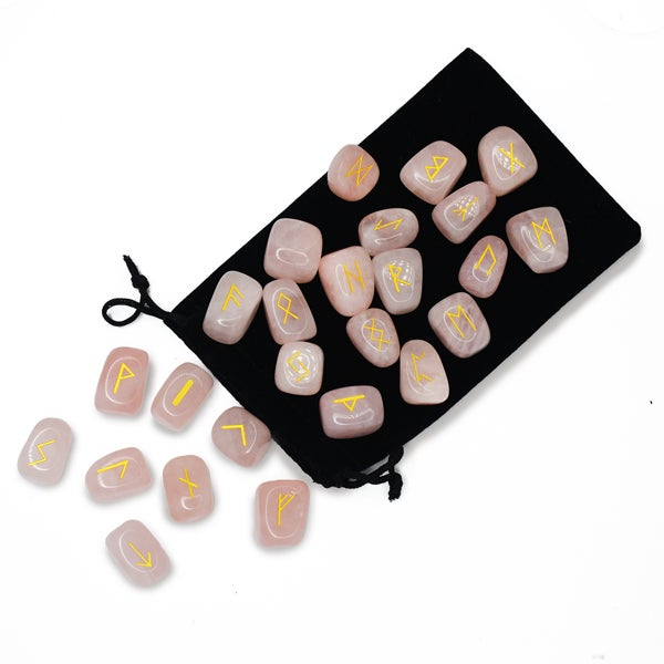Image of Gemstone rune set