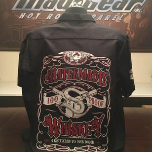 """Image of Work Shirt - """"Whiskey"""" by Hatermade"""