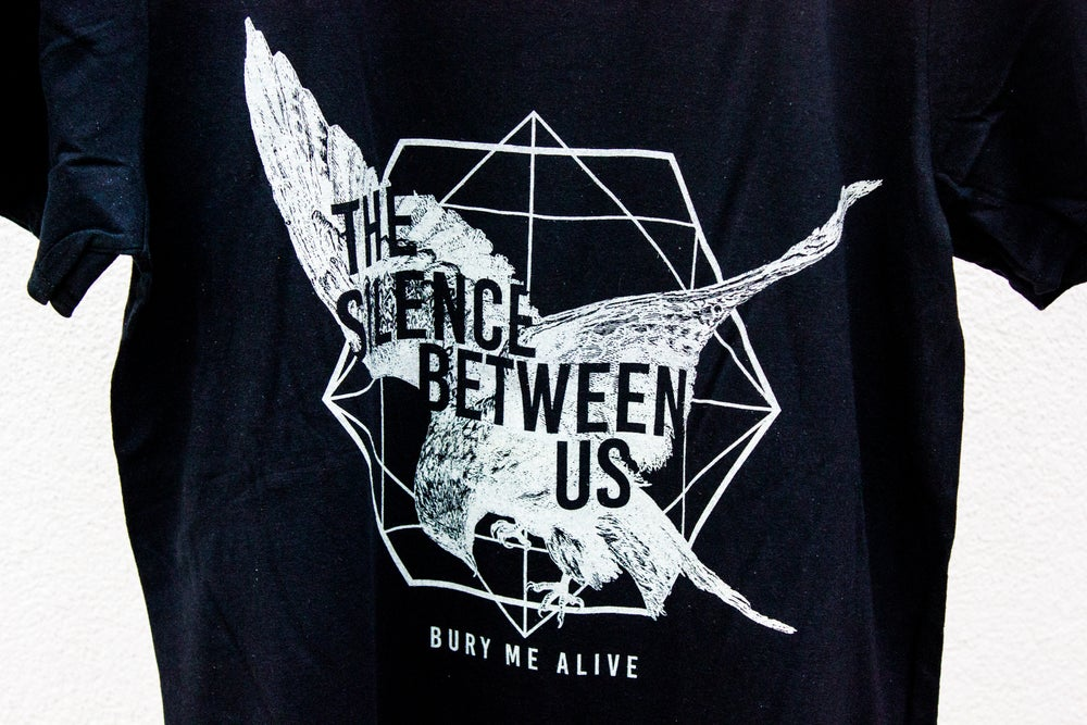 "Image of ""Bury me alive"" Black T-Shirt"