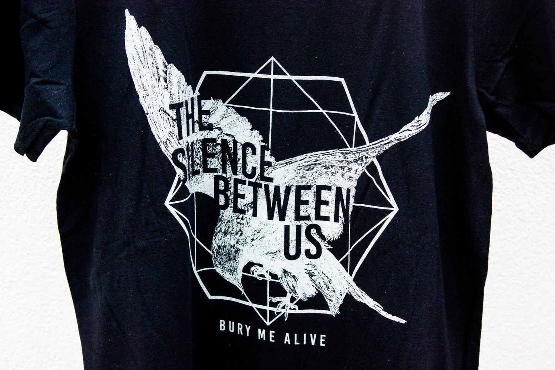 "Image of ""Bury me alive"" Black T-Shirt"