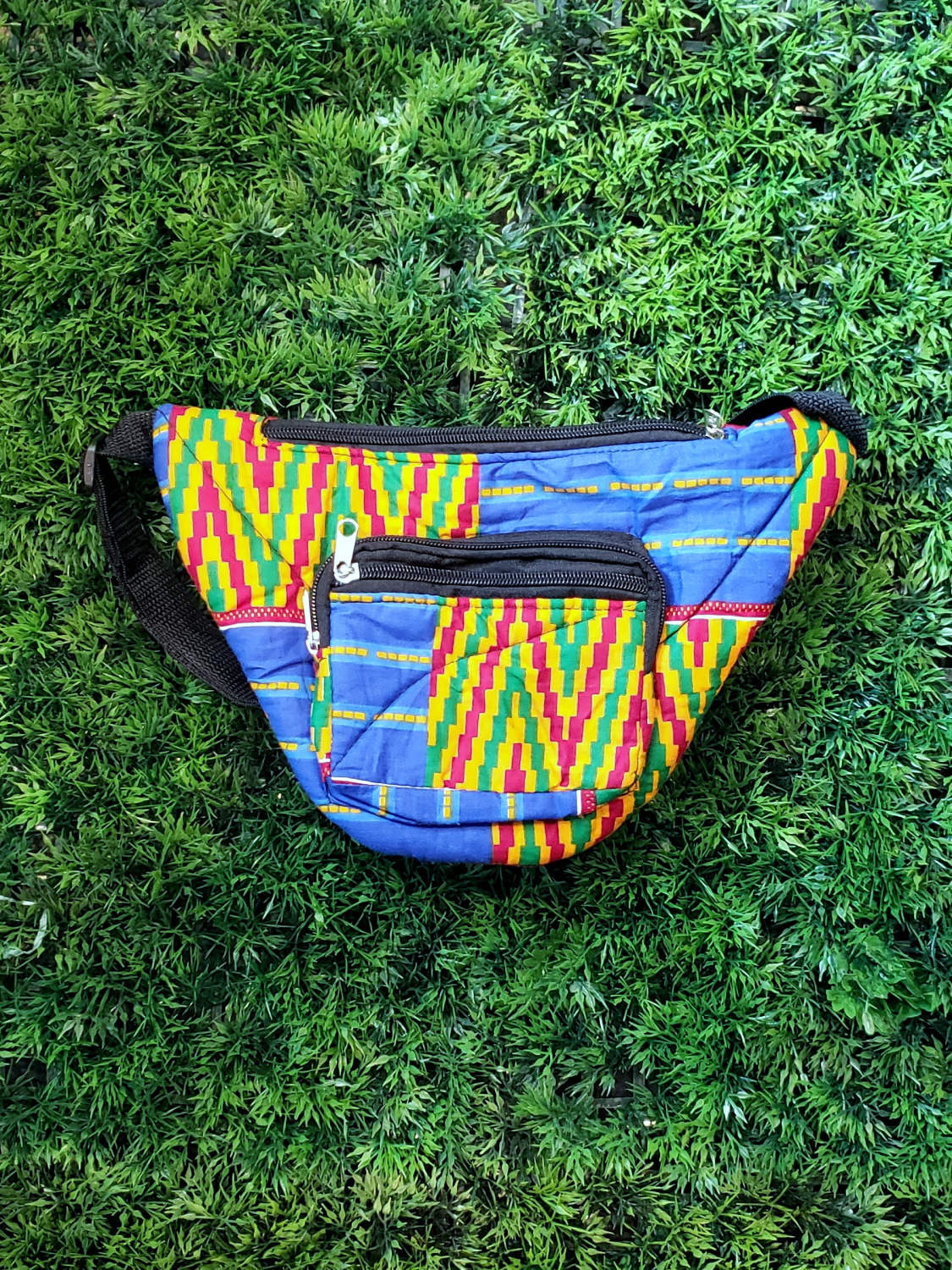 Image of Eric Quilted Waist Pack