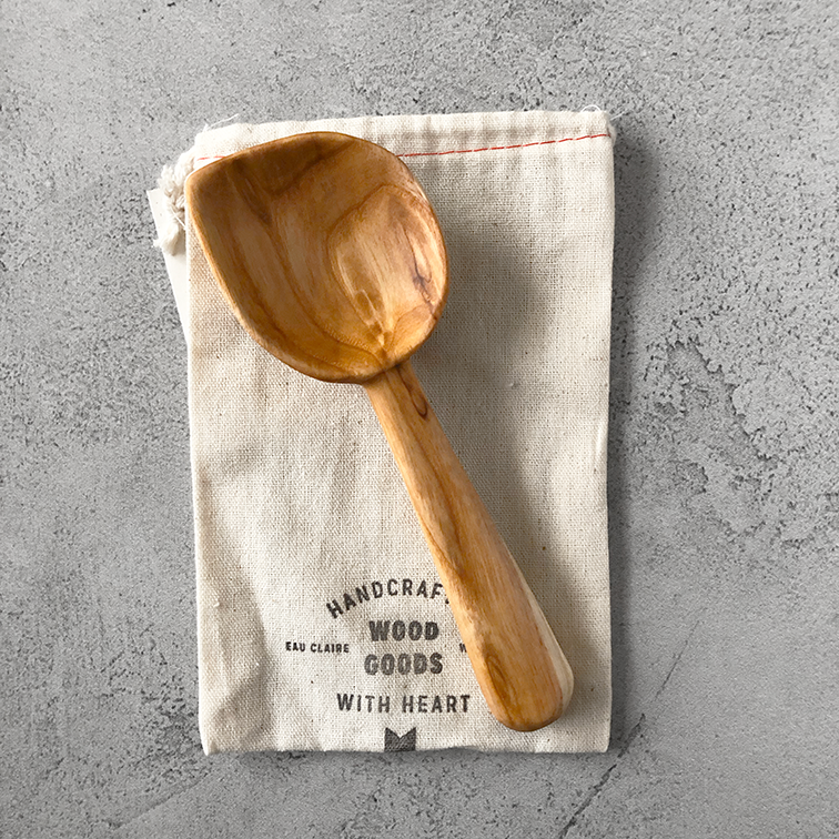 Image of Ash coffee scoop