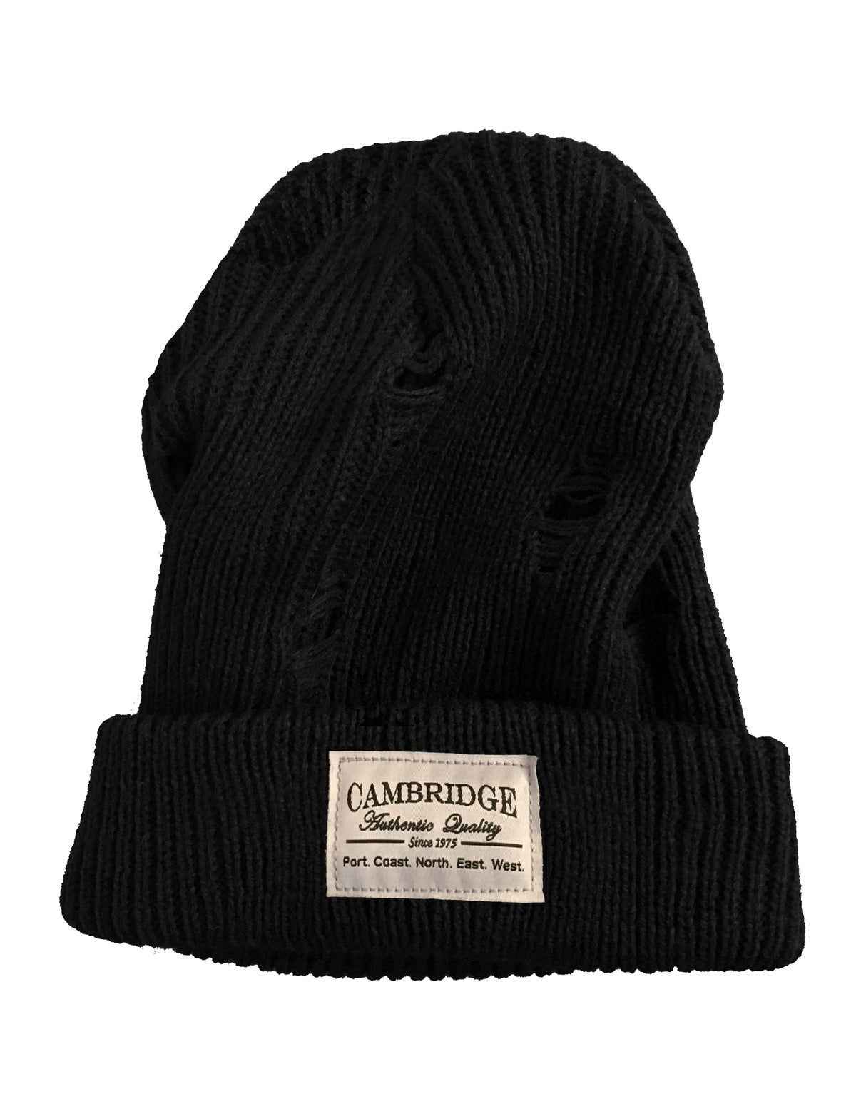 Image of NEW RELEASE Deconstructed Skully with Cambridge Patch