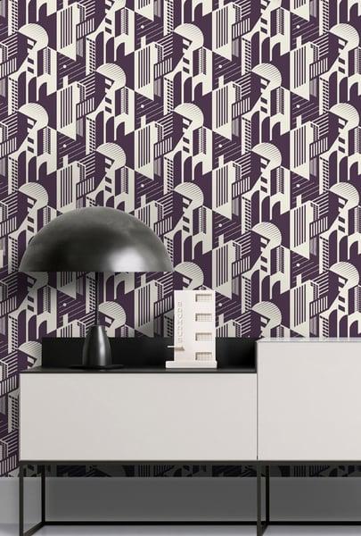 Image of Bauhaus - Winter Plum