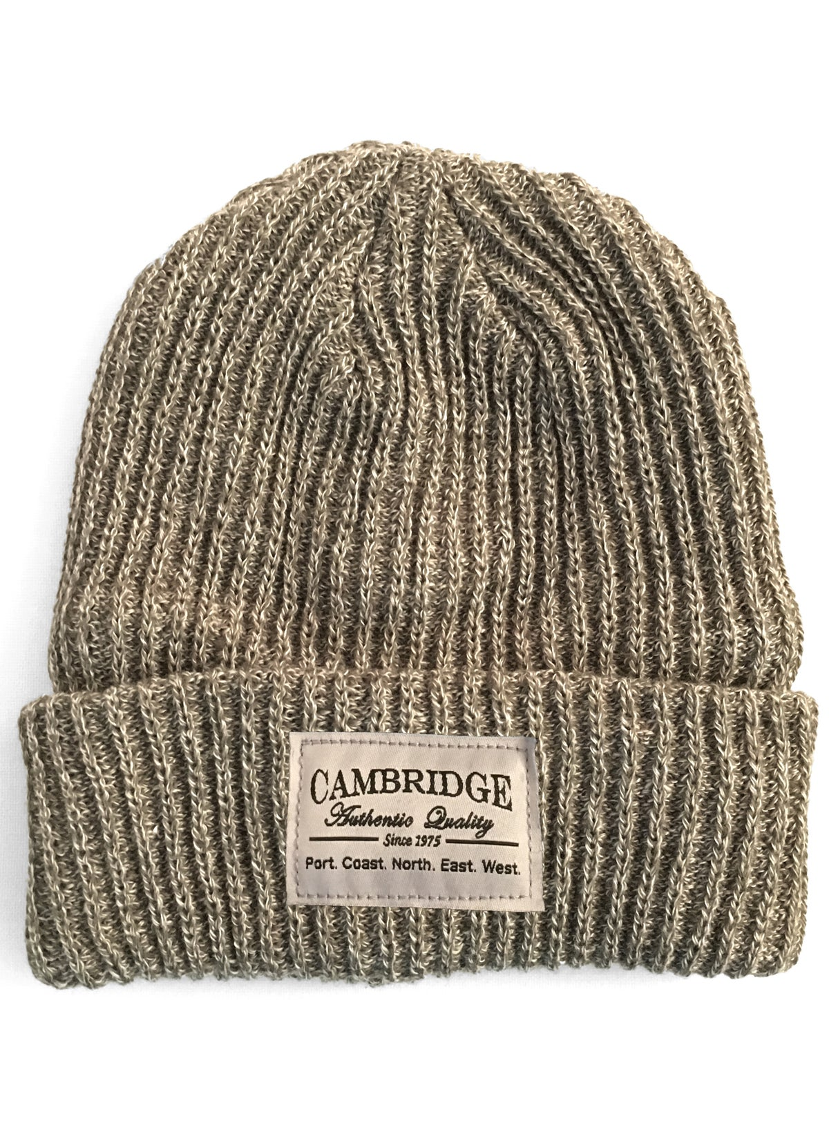 Image of NEW RELEASE Knit Skully Cambridge Neighborhoods Patch