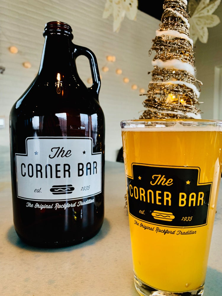 Image of Growler & Pint Glass