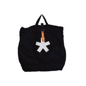 Image of Black Asterisk Tote Bag