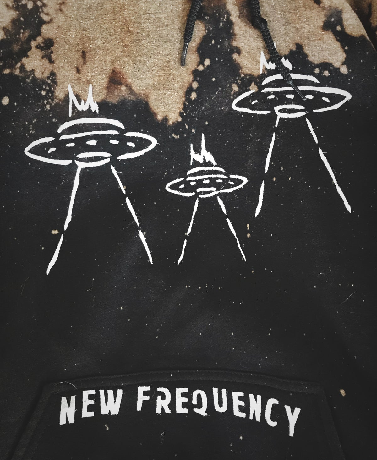 NEW FREQUENCY - LIMITED EDITION HOODIE