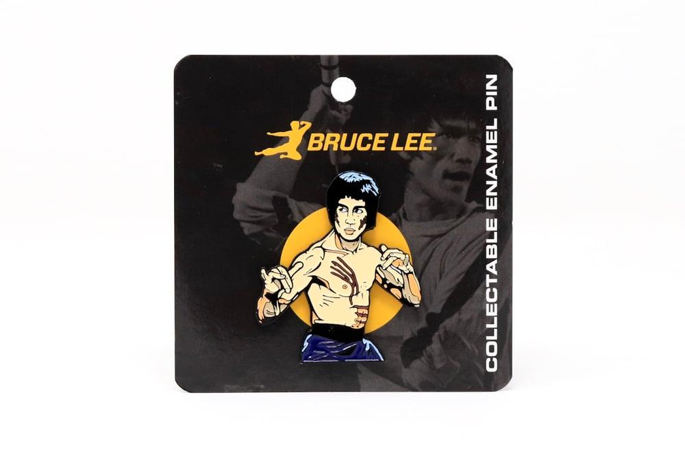 Image of Bruce Lee - Dragon Enamel Pin