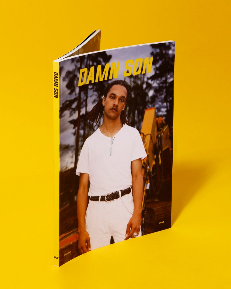 Image of DAMN SON Issue #2