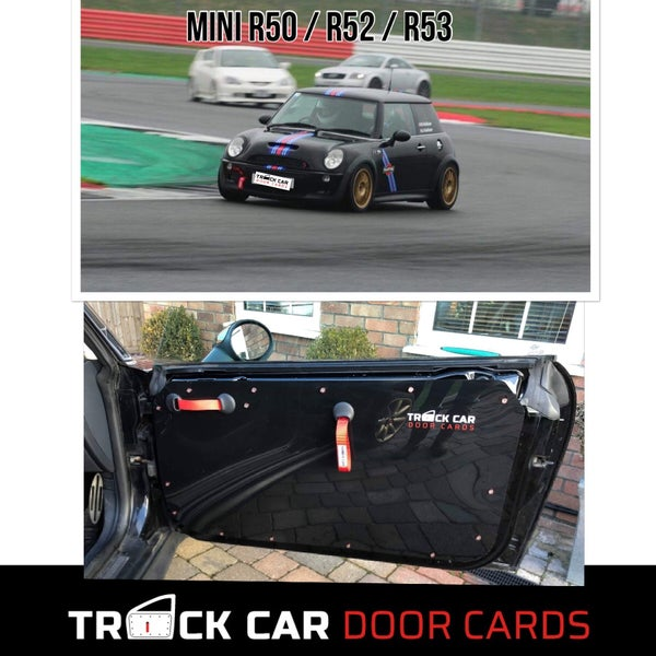 Image of Mini Cooper R50, R52 and R53