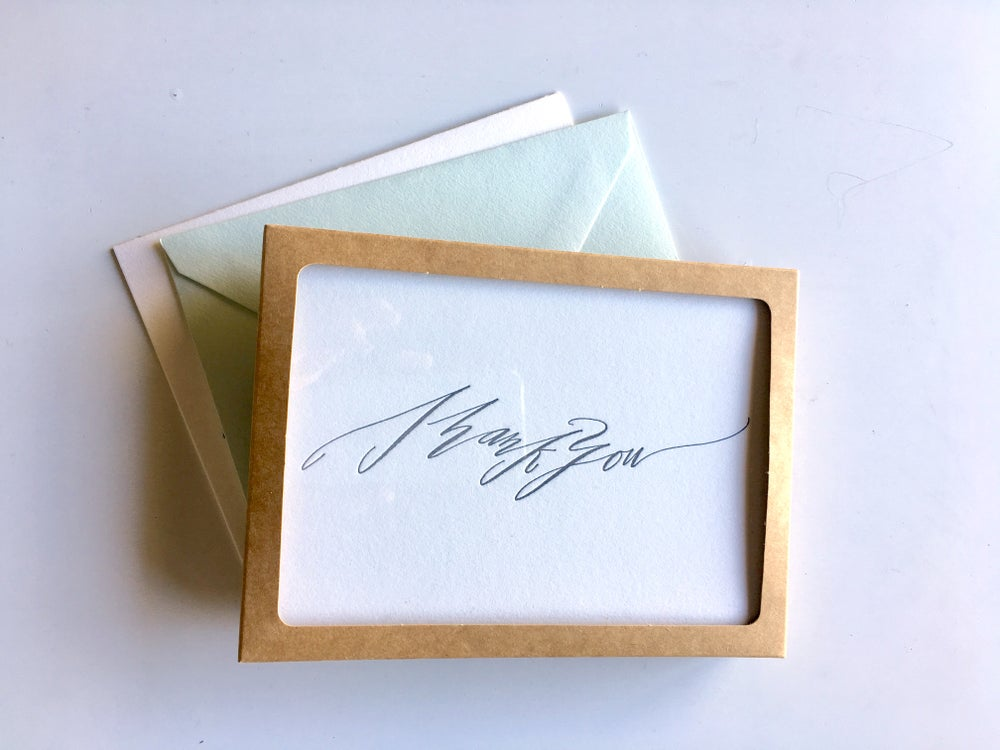 Image of Thank You Notes- Pack of 10
