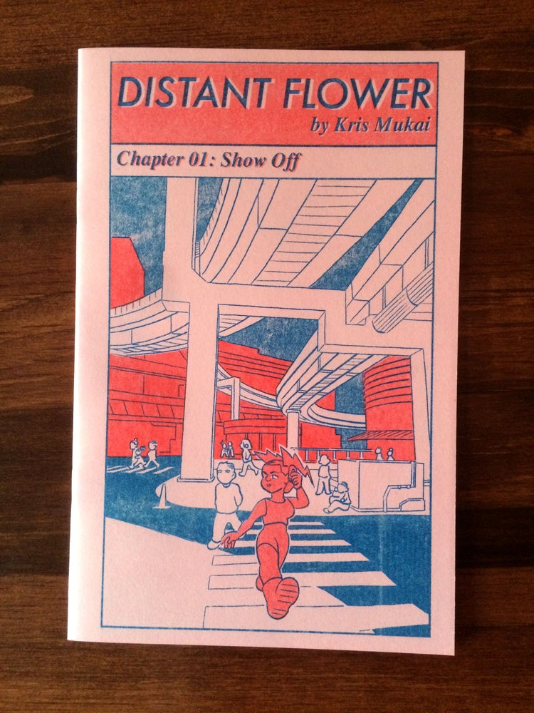 Image of Distant Flower Chapter 01: Show Off