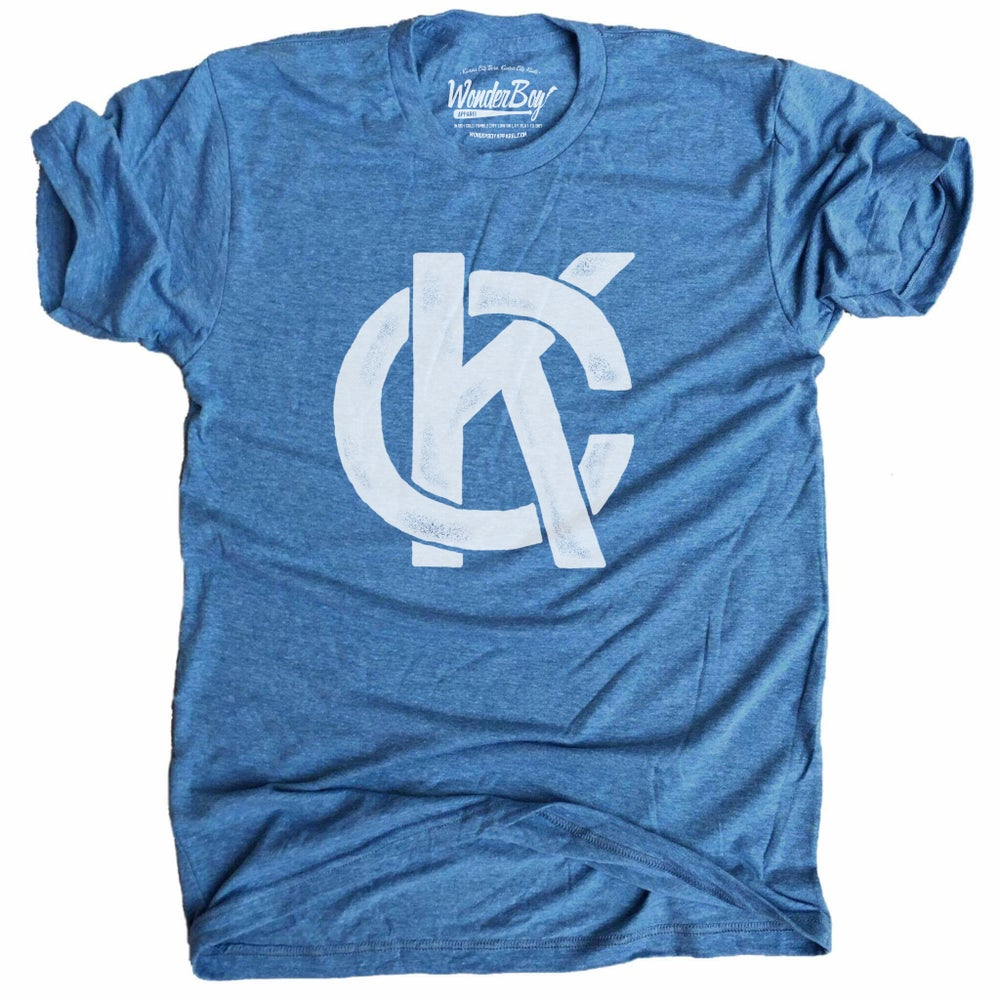 Image of Powder blue KC