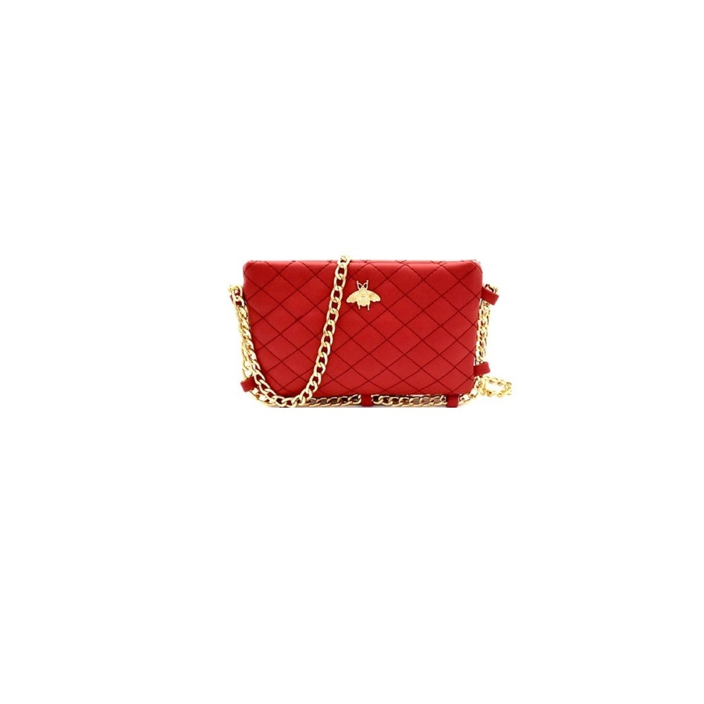 Image of Bee Quilted Cross Body