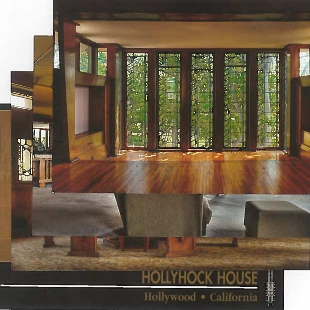 Image of $20 Donation - Hollyhock House Postcards