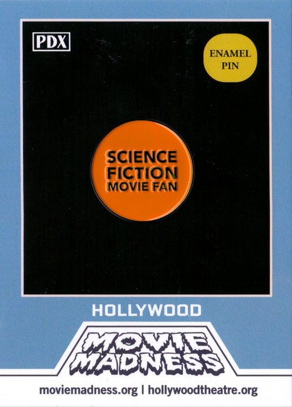 Image of Sci-Fi Fan Enamel Pin