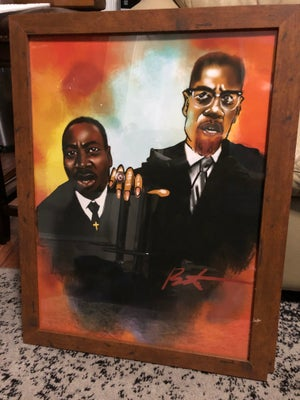 Image of Brother Martin & Brother Malcolm