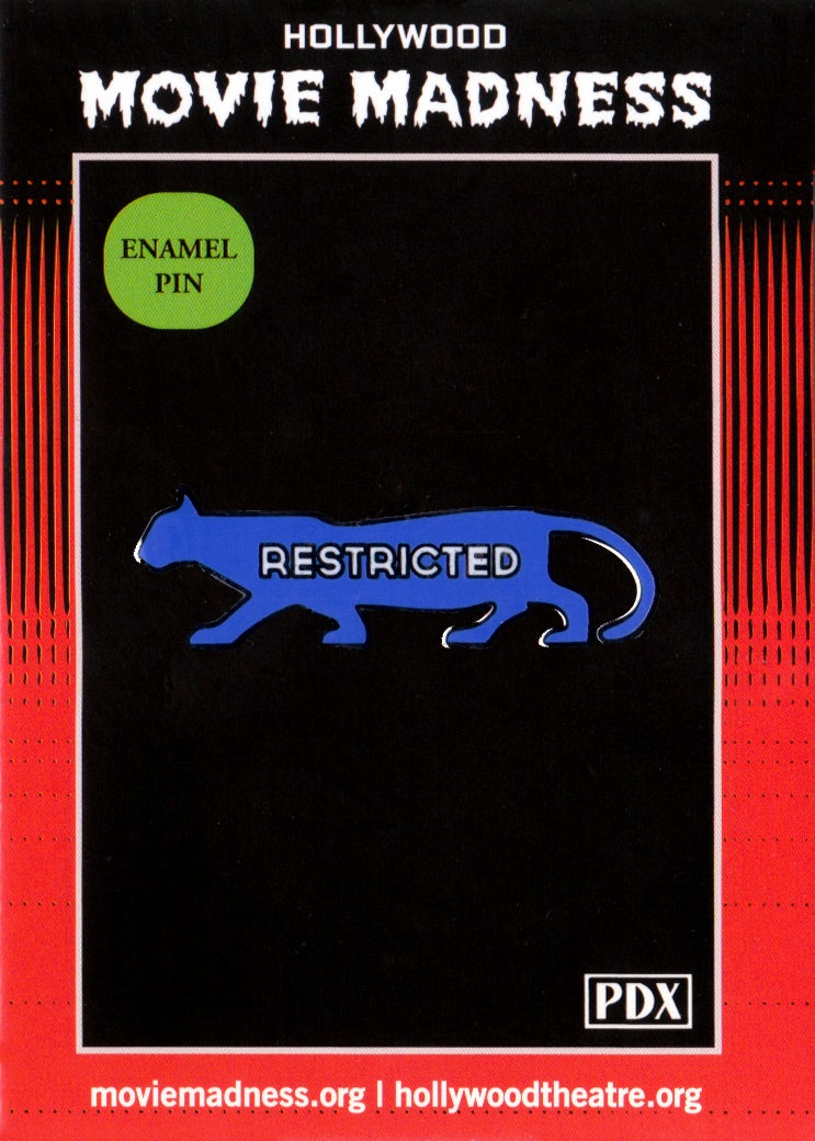 Image of Restricted Enamel Pin