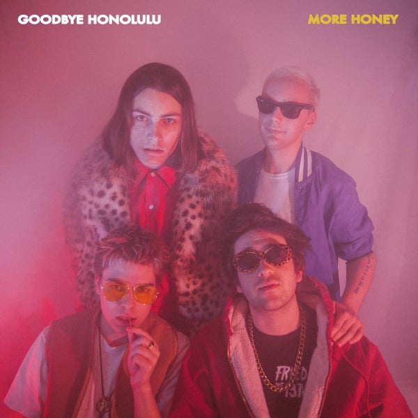 Image of Goodbye Honolulu - More Honey CD W/Digital Download Card