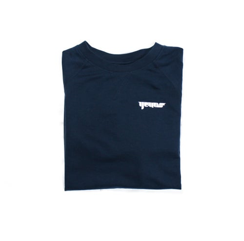Image of Yours - Unisex French Terry Raglan Crew